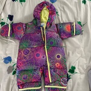 Other - Columbia Snuggly Bunny Snow Suit - Size 6 Months
